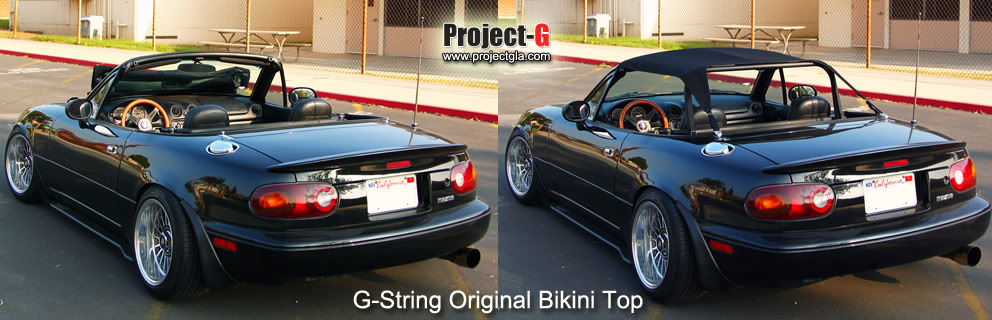 standalone g string bikini top rollbar less kit. Black Bedroom Furniture Sets. Home Design Ideas