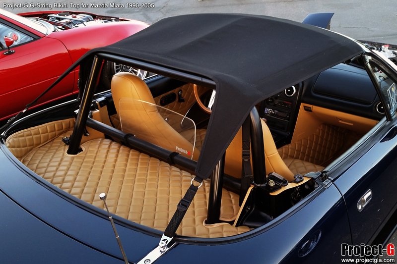 500 Down Cars >> G-String Bikini Top [ Project-G ] – 1990-2005 Mazda Miata – Project-G