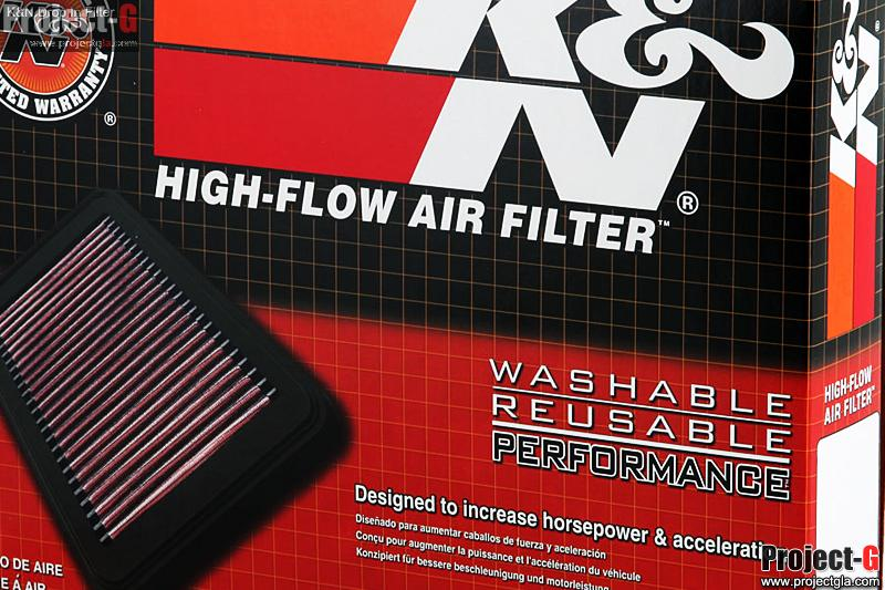 K U0026n Air Filter Replacement  Drop In Element  Reusable  U2013 1989