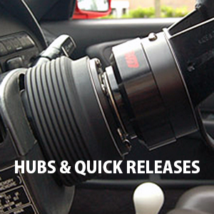 Hubs & Quick Releases