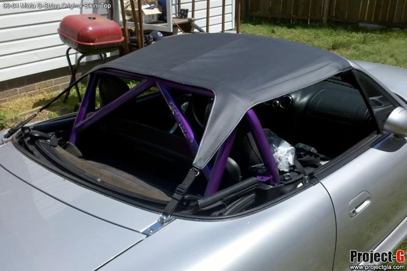 G-String Bikini Top [ Project-G ] - 1990-2005 Mazda Miata