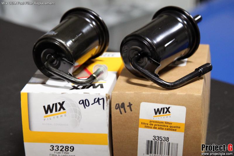 Oem Fuel Filter Wix 19892005 Mazda Miata 33289 33538 Projectgrhprojectgla: Mazda Miata Fuel Filter At Gmaili.net
