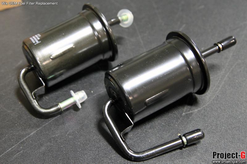 Oem Fuel Filter Wix 19892005 Mazda Miata 33289 33538 Projectgrhprojectgla: 1999 Mazda 626 Fuel Filter At Elf-jo.com