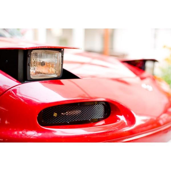 Low Profile Headlight