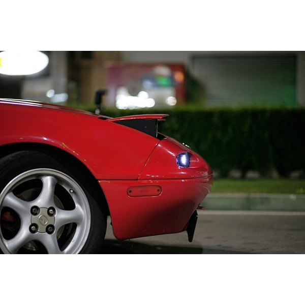 Mg X on Mazda Miata Led Headlight Conversion